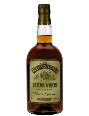 REIMONENQ Vieux Reserve Speciale 6YO, Guadelupa, 0.7L, 40% ABV