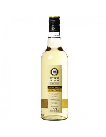 RIVIERE DU MAT Agricole Blond, Franta, 0.7L, 50% ABV