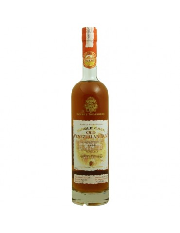 SECRET TREASURES OLD 1992, Venezuela, 0.7L, 42% ABV