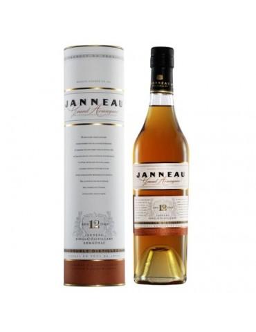 JANNEAU 12 Ani, 0.5L, 40% ABV