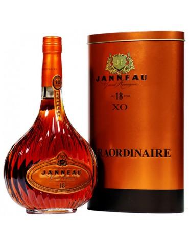 JANNEAU Extraordinaire 18 Ani, XO, 0.7L, 40% ABV