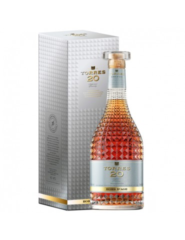 TORRES Hors D`Age 20 Ani, Spania, 0.7L, 40% ABV