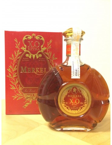 MERKEL Brandy, XO, Franta, 0.7L, 40% ABV