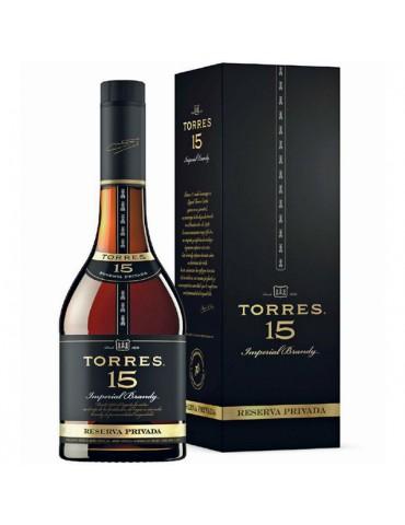 TORRES 15YO, Spania, 1L, 40% ABV
