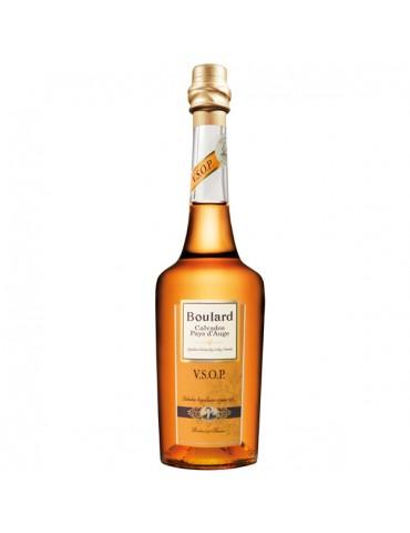BOULARD Calvados, VSOP, Franta, 0.7L, 40% ABV, 2 Pahare