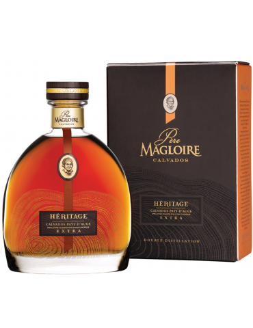 PERE MAGLOIRE Heritage, Extra, Franta, 0.7L, 40% ABV
