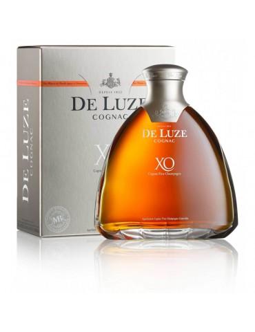 DE LUZE Cognac, XO, Fine Champagne, 0.7L, 40% ABV