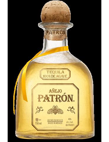 PATRON Anejo Tequila, Mexic, 0.7L, 40% ABV