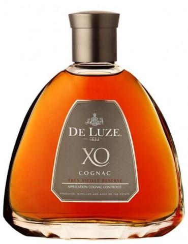 DE LUZE Tvr Decanter, XO, Fine Champagne, 0.7L, 40% ABV