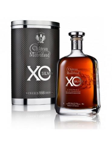 CHATEAU MONTIFAUD Silver, XO, Petite Champagne, 0.7L, 40% ABV