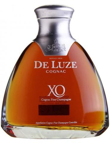 DE LUZE Cognac, XO, Fine Champagne, 0.5L, 40% ABV