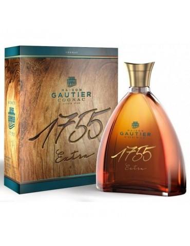 GAUTIER Cognac, Extra, Blended, 0.7L, 40% ABV