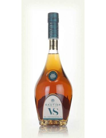 GAUTIER Cognac, VS, Blended, 0.7L, 40% ABV