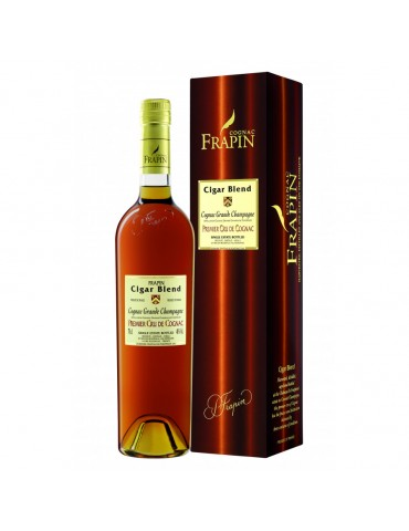 FRAPIN Cigar Blend, XO, Grande Champagne, 0.7L, 40% ABV