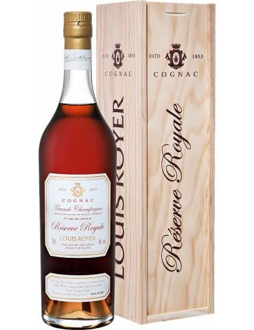 LOUIS ROYER Reserve Royal, Grande Champagne, 0.7L, 40% ABV