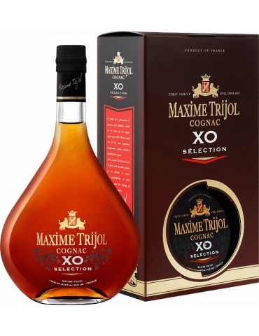 MAXIME TRIJOL Selection, XO, Blended, 0.7L, 40% ABV