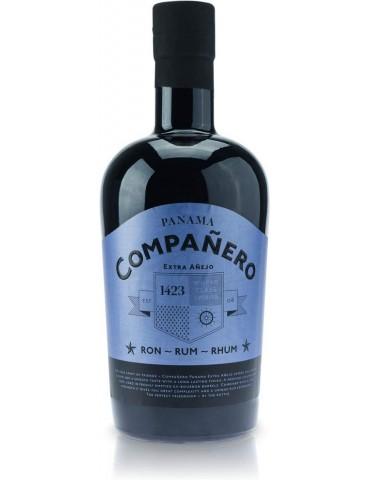 COMPANERO Extra Anejo, Panama, 0.7L, 54% ABV