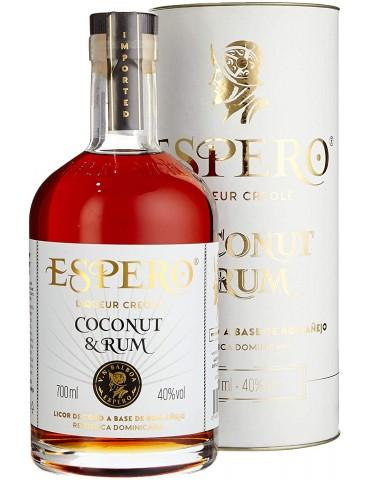 ESPERO Creole Coconut, Rep. Dominicana, 0.7L, 40% ABV