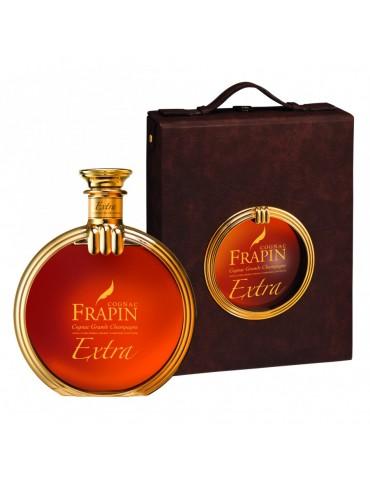 FRAPIN Cognac, Extra, Grande Champagne, 0.7L, 40% ABV
