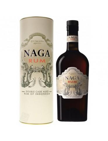 NAGA Double Cask, Indonezia, 0.7L, 40% ABV