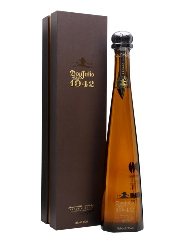 DON JULIO 1942, Mexic, 0.7L, 38% ABV