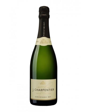 J. CHARPENTIER Blanc De Blanc, Franta, 0.75L, 12% ABV