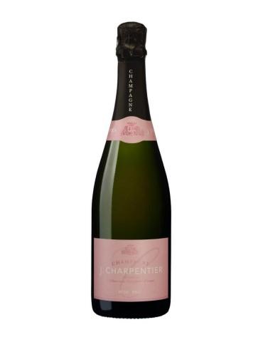 J. CHARPENTIER Rose Brut, Franta, 0.75L, 12% ABV