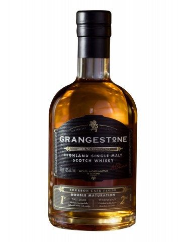 GRANGESTONE Bourbon, Single Malt, Scotia, 0.7L, 40% ABV