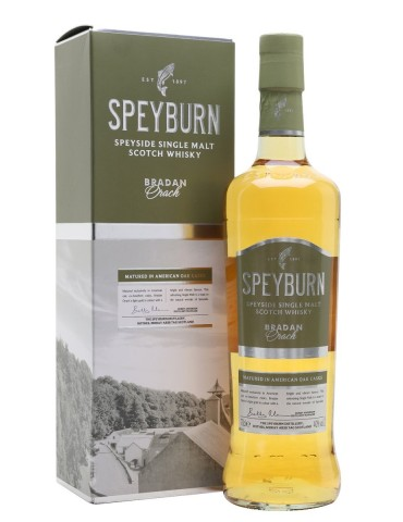 SPEYBURN Bradan Orach, Single Malt, Scotia, 0.7L, 40% ABV