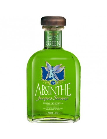 ABSINTHE Green Jacques, Spania, 0.7L, 70% ABV