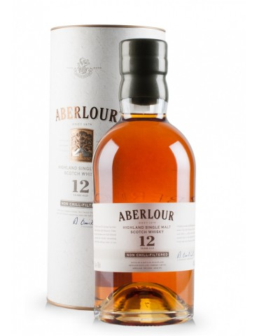 ABERLOUR 12YO Highland, Single Malt, Scotia, 0.7L, 48% ABV
