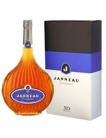 JANNEAU Armagnac, XO, 0.7L, 40% ABV