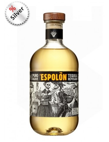 ESPOLON Reposado, Mexic, 0.7L, 40% ABV
