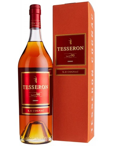TESSERON LOT N90, XO, Blended, 1L, 40% ABV