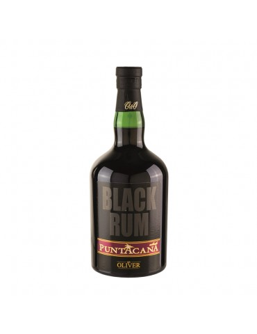 PUNTACANA Club Black, Republica Dominicana, 0.7L, 38% ABV