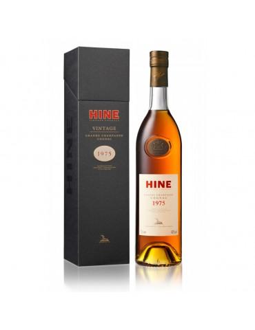 HINE 1975, Vintage, Grande Champagne, 0.7L, 40% ABV