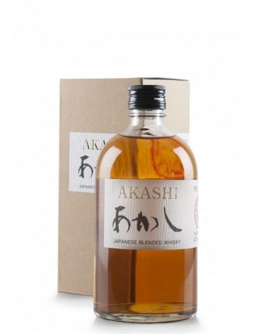 AKASHI Whisky, Blended, Japonia, 0.5L, 40% ABV