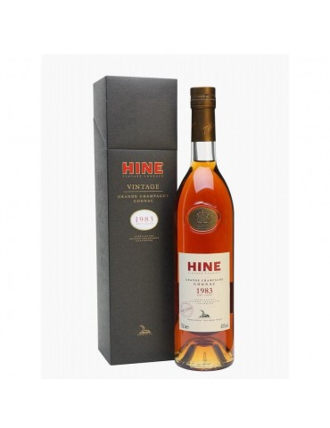 HINE 1983, Vintage, Grande Champagne, 0.7L, 40% ABV