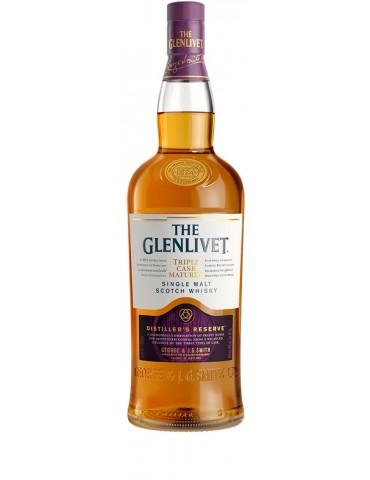 GLENLIVET Triple Cask, Single Malt, Scotia, 1L, 40% ABV