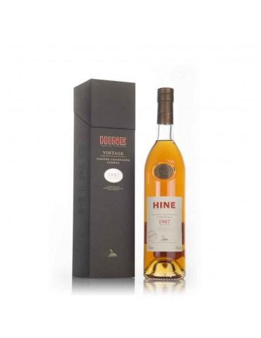 HINE 1987, Vintage, Grande Champagne, 0.7L, 40% ABV