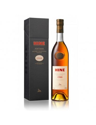 HINE 1988, Vintage, Grande Champagne, 0.7L, 40% ABV