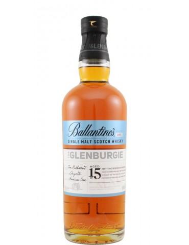 BALLANTINE`S 15YO Glenburgie, Single Malt, Scotia, 0.7L, 40% ABV