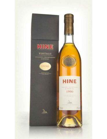 HINE 1990, Vintage, Grande Champagne, 0.7L, 40% ABV