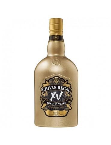CHIVAS REGAL XV 15YO, Blended, Scotia, 0.7L, 40% ABV
