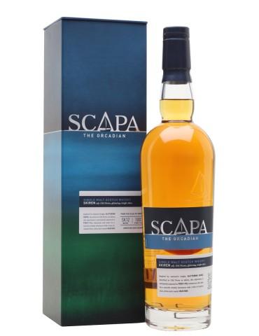 SCAPA Skiren Gift Box, Single Malt, Scotia, 0.7L, 40% ABV