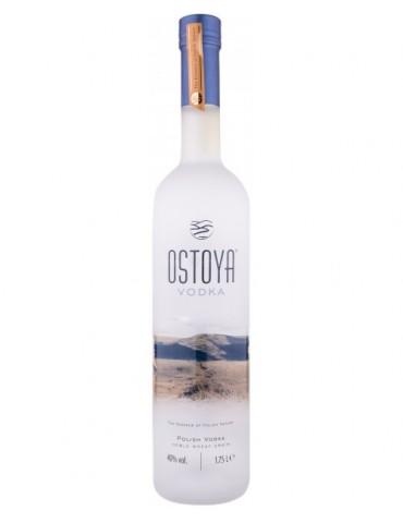 OSTOYA Vodka, Polonia, 1.75L, 40% ABV