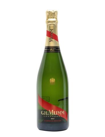 G.H. MUMM Cordon Rouge Brut, Franta, 0.75L, 12% ABV