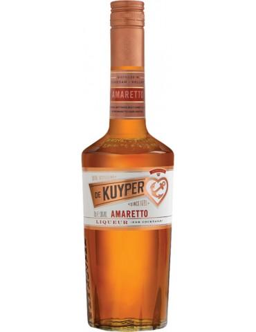 DE KUYPER Amaretto, Olanda, 0.7L, 30% ABV