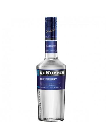 DE KUYPER Blueberry, Olanda, 0.7L, 15% ABV