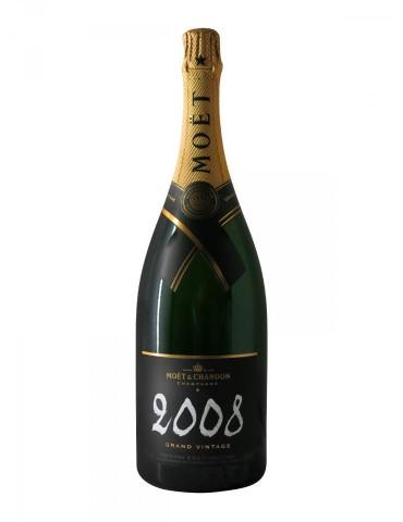 MOET & CHANDON Brut Grand Vintage 2008, Franta, 1.5L, 12.5% ABV